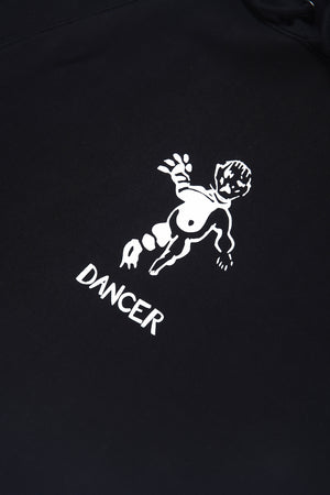 OG Logo Hood Black / DANCER
