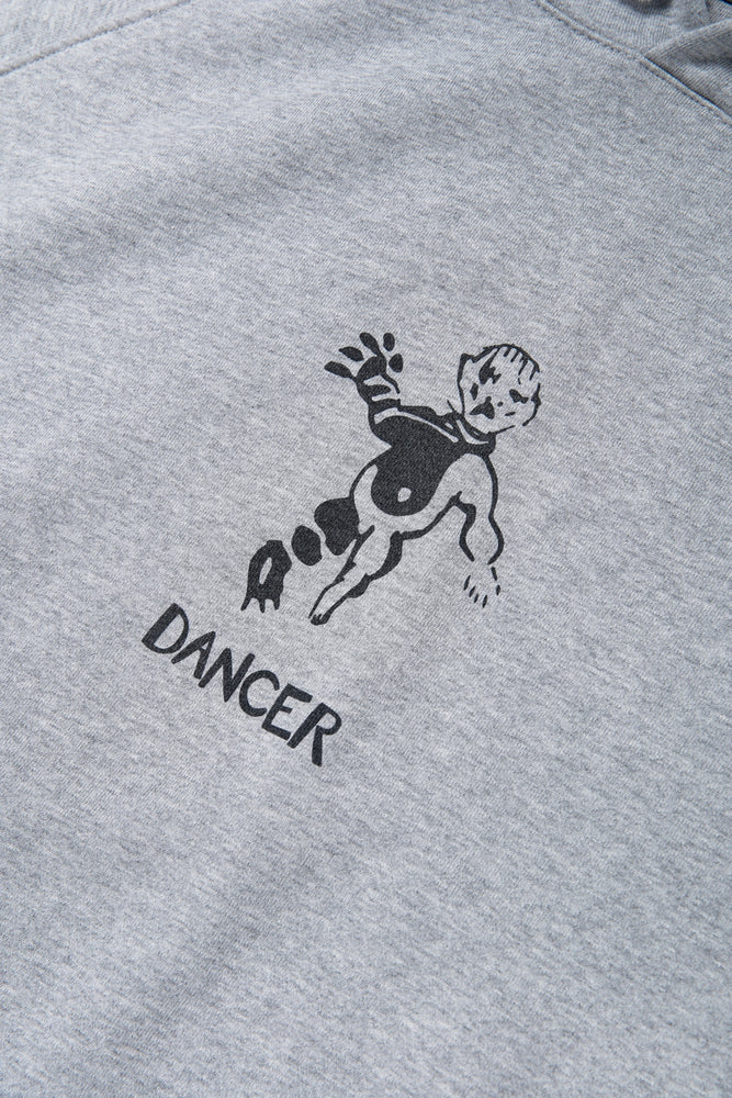 OG Logo Hood Gray / DANCER