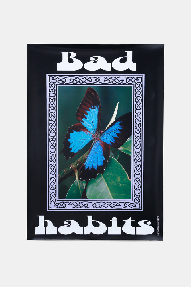 Bad habits Poster / Lafolie8
