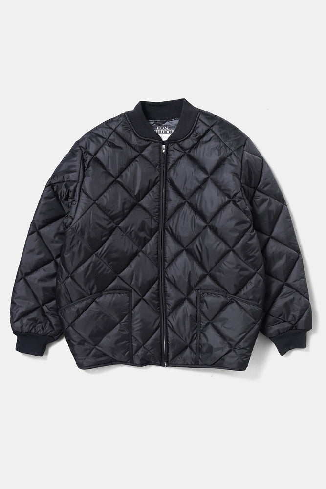 Quilting Urban Utility JKT / Black