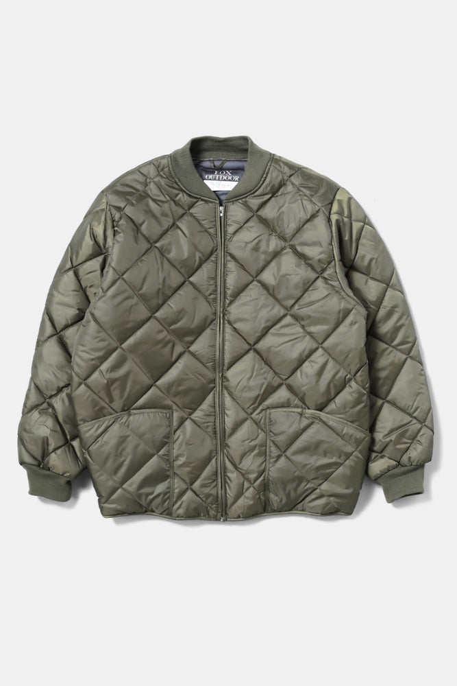 Quilting Urban Utility JKT / Olive