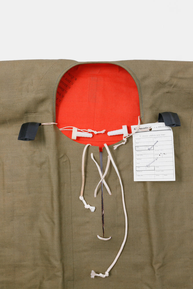 Czech Military Floating Life Vest