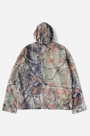 Tree Camouflage Nylon JKT