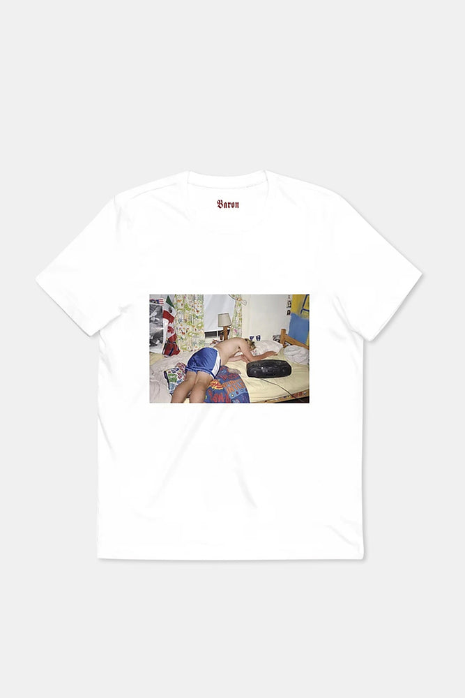Baron by Neil Drabble Organic T-shirt #2