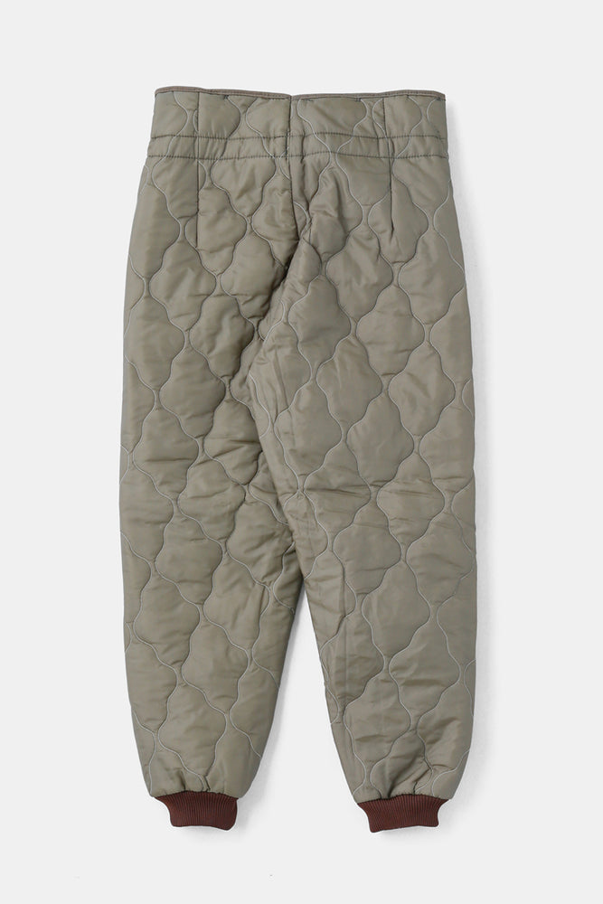 Slovakian Military Quilting Trousers