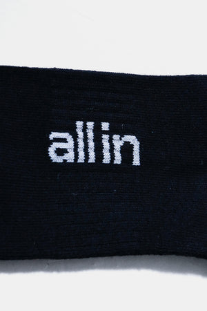 all in Yiddis Socks (BLK)