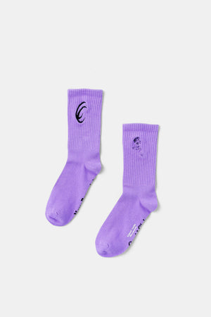 """new romantic"" Sports Socks PPL"