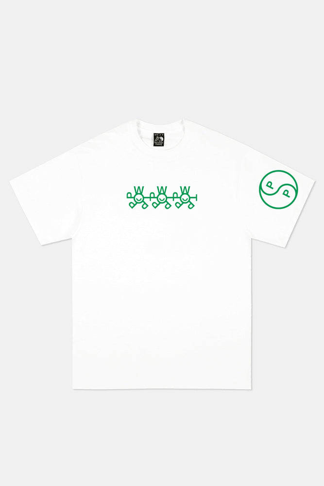 Stick Together Tee - Green / WTP-PP
