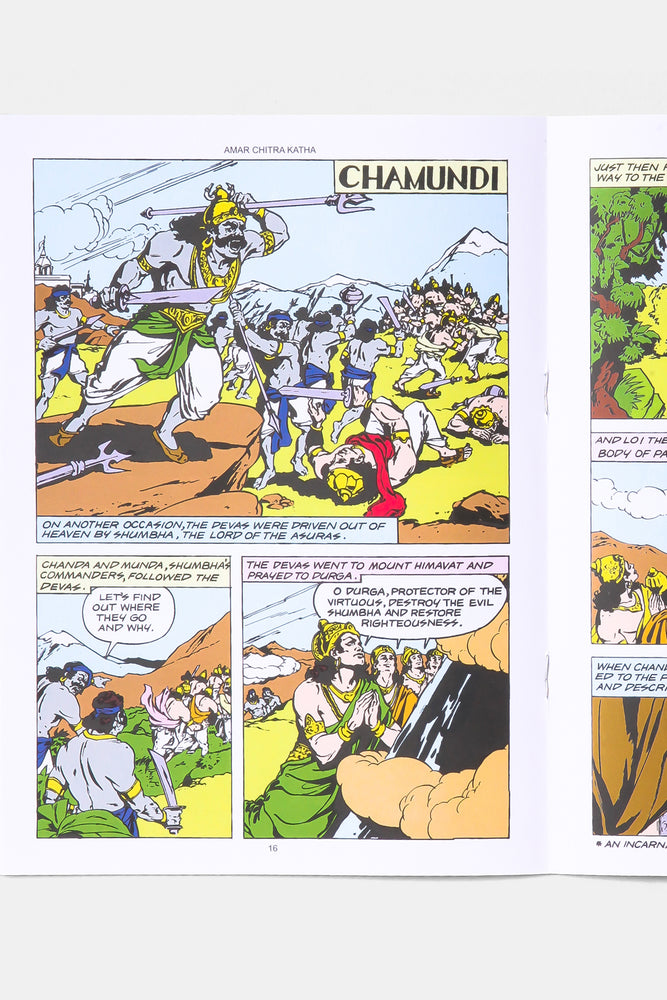 TALES OD DURGA Comic Published in India