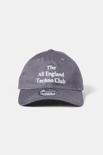 The All England Techno Club Cap / IDEA Books