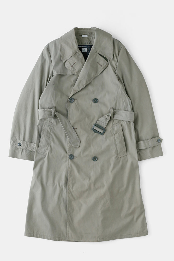 US Marine Trench Coat / Grey