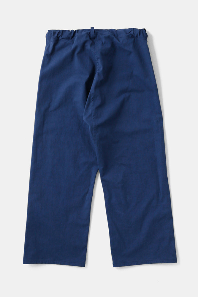 TUKI / karate pants(0121)ink blue