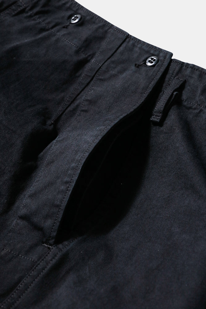 TUKI / Military Baggs (Reverse・0112) black