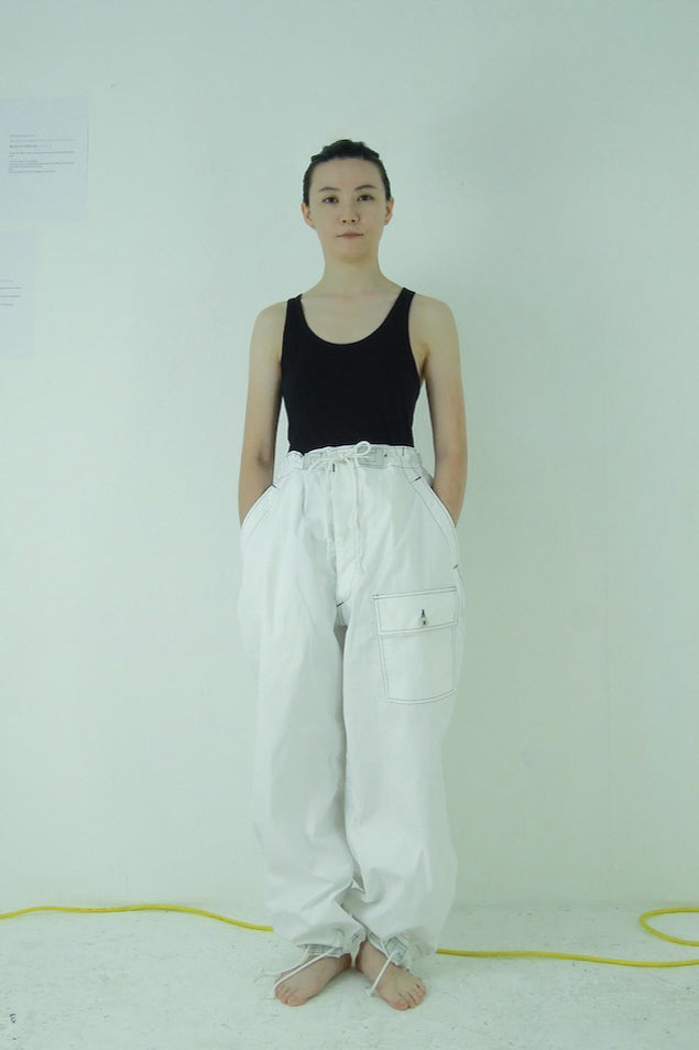 TUKI / over pants(0131) O.D.