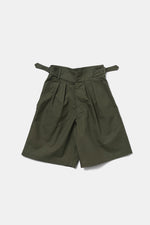 Big Gurkha Shorts Made with Czech Army Tent Fabric