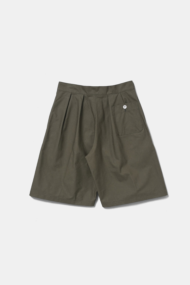 Big US Swim Shorts Made with Polish Army Tent Fabric #2