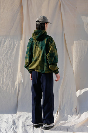 Fifth Over-Dyed Level4 Wind Shirt JKT