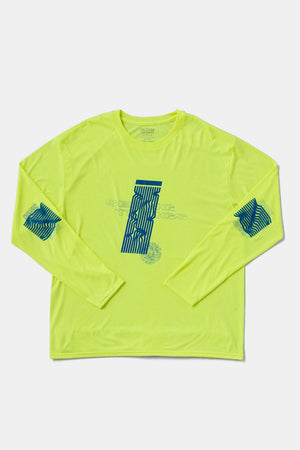 Seeing Things L/S TEE / Martian Press