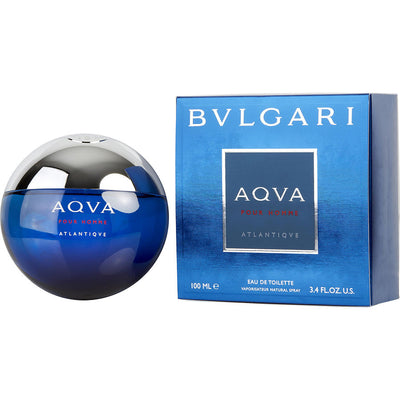 BVLGARI AQVA PH ATLANTIQVE EDT FOR MEN
