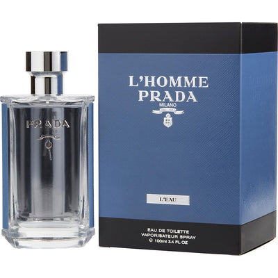 PRADA L'HOMME EAU MILANO EDT FOR MEN