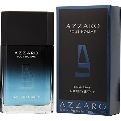 AZZARO PH NAUGHTY LEATHER EDT FOR MEN
