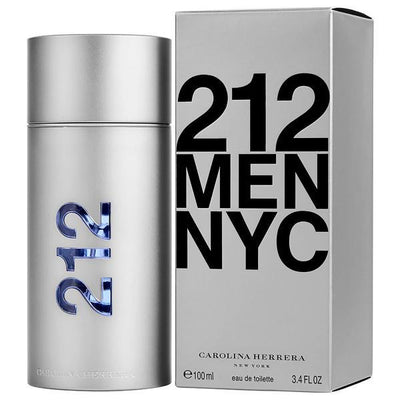 CAROLINA HERRERA 212 NYC EDT FOR MEN
