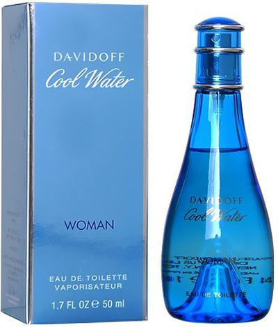 DAVIDOFF COOLWATER EDT FOR WOMEN