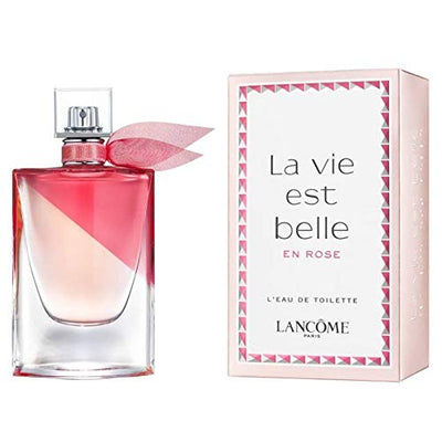 LANCOME LA VIE EST BELLE EN ROSE EDT FOR HER