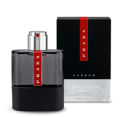 PRADA LUNA ROSSA CARBON EAU DE TOILETTE FOR MEN