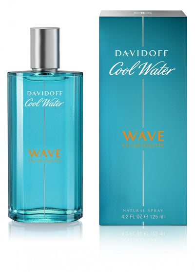 DAVIDOFF COOLWATER WAVE EDT FOR MEN