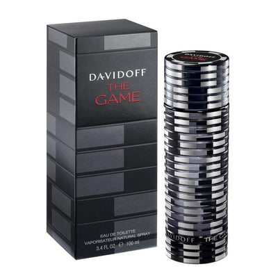 DAVIDOFF THE GAME EDT FOR MEN