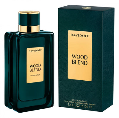 DAVIDOFF WOOD BLEND EDP FOR MEN