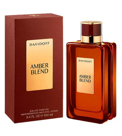 DAVIDOFF AMBER BLEND EDP FOR MEN