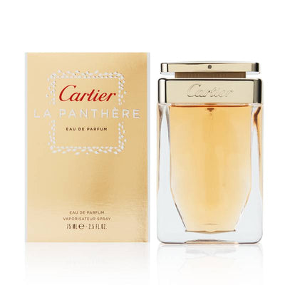 CARTIER LA PANTHERE EDP FOR HER