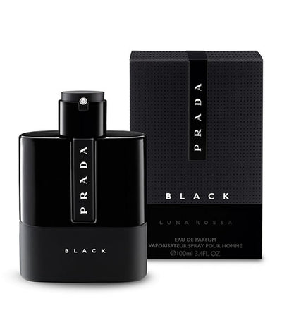 PRADA LUNA ROSSA BLACK EDP FOR MEN