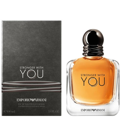 EMPORIO ARMANI STRONGER WITH YOU EDP FOR HIM