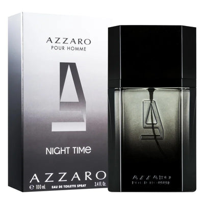 AZZARO NIGHT TIME EDT FOR MEN