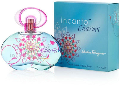 SALVATORE FERRAGAMO INCANTO CHARMS EDP FOR WOMEN