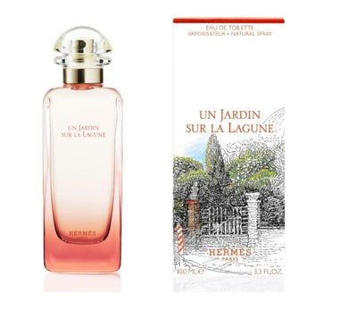 HERMES UN JARDIN SUR LA LAGUNE EDT FOR WOMEN