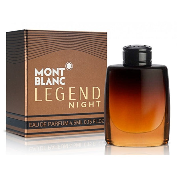 MONT BLANC LEGEND NIGHT EDP FOR MEN