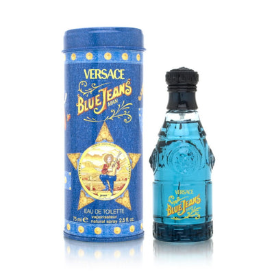 VERSACE BLUE JEANS EDT FOR HIM