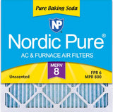 Nordic Pure Pure Baking Soda Air Filter (made with real baking soda)