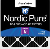 Nordic Pure Pure Carbon Air Filters