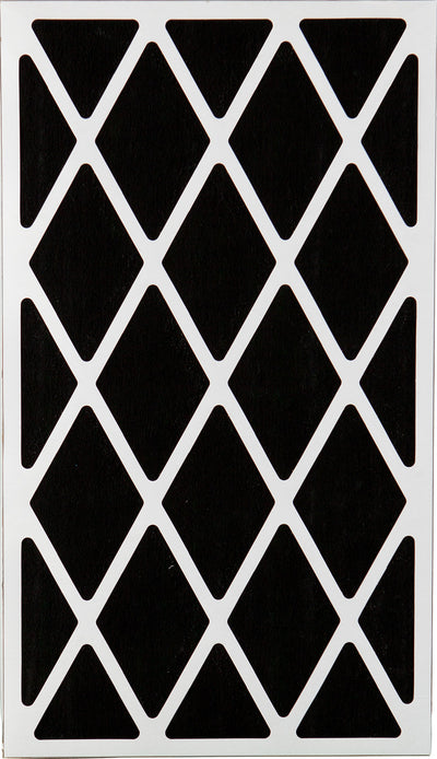 16x28x6 Aprilaire Space-Gard 2400 Replacement Air Filter Part 401 MERV 10 Plus Carbon 1 Pack