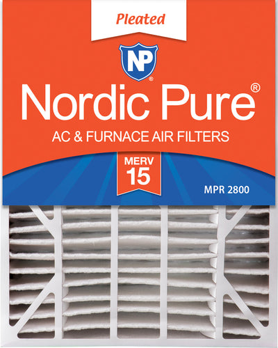 20x25x6 Aprilaire Space-Gard 2200 Replacement Part 201 MERV 15 Air Filters 1 Pack