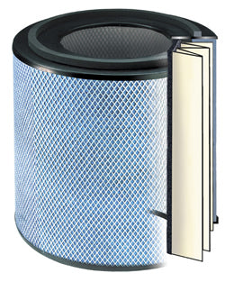 Austin Air Healthmate Allergy 405 Replacement Filter Black Pack of 1