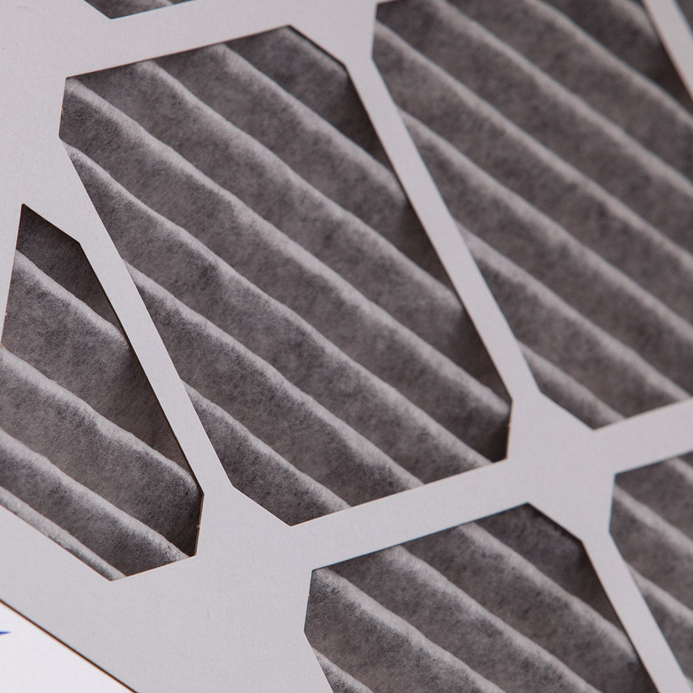 Nordic Pure 19/_3//4x21/_1//2x1 Exact MERV 10 Pleated AC Furnace Air Filters 1 Pack