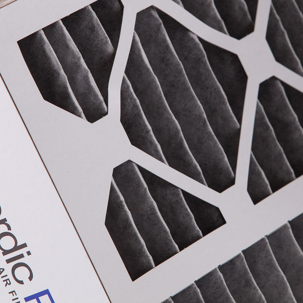 4-3//8 Actual Depth 19 5//8 x 19 7//8 x 4 3//8 Box of 1 20x20x5 Nordic Pure 20x20x4//20x20x5 Honeywell FC100A1011 Replacement Pleated AC Furnace Air Filters MERV 12