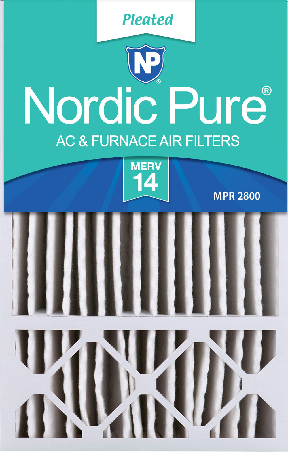 16x16x1 Furnace Filters Air Conditioner Filter Replacement Clean Vent-3 Pack