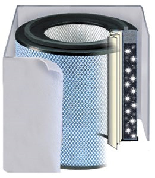 Austin Air Healthmate Plus 450 Replacement Filter White Pack of 1